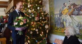 Jubileusz setnych urodzin Pani Czesławy Marchewka