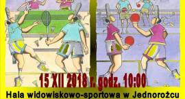 Semiracketlon Jednorożec OPEN 2018 - zaproszenie