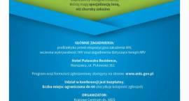 Konferencja edukacyjna dla lekarzy - zaproszenie