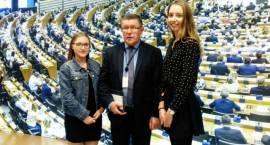 Uczennice ALO na wycieczce w Brukseli (ZDJĘCIA)