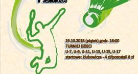 III sezon Grand Prix Jednorożca w Badmintonie - zaproszenie