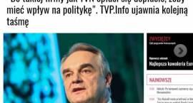 TVP.info ujawniło kolejne nagranie z jednej z warszawskich restauracji