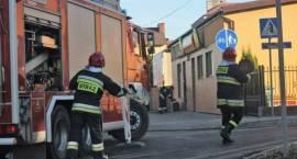 Z ostatniej chwili: Interwencja Straży Pożarnej w Żabce