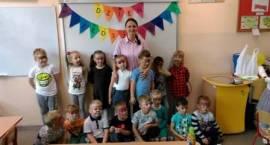 Przedszkolaki świętowały w Romanach-Seborach