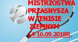 Mistrzostwa Przasnysza w Tenisie Ziemnym - zaproszenie