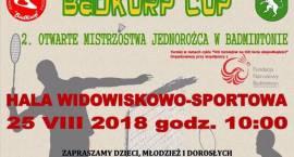 2. Otwarte Mistrzostwa Jednorożca w Badmintonie