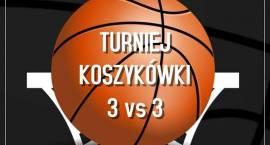 Turniej Koszykówki - zaproszenie