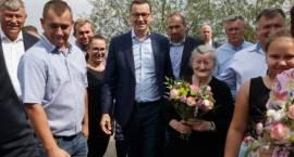 Premier Mateusz Morawiecki: Rolnictwo może być lokomotywą wzrostu gospodarczego Polski