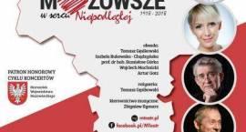"""""""Mazowsze w sercu Niepodległej"""" – zaproszenie na koncert"""