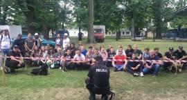 ALO w Zakładzie Kynologii Policyjnej w Sułkowicach