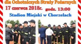 Gminne Zawody Sportowo - Pożarnicze w Chorzelach - zaproszenie