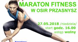 Maraton Fitness - zaproszenie