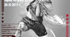 II Grand Prix Jednorożca w badmintonie - zaproszenie