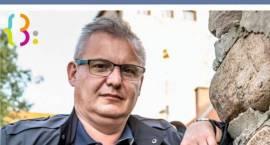 Spotkanie autorskie z Jerzym Woźniakiem - zaproszenie