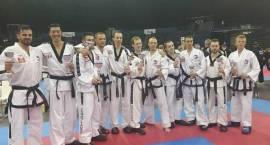 Przasnyska reprezentacja na Mistrzostwach Świata w Taekwon-do