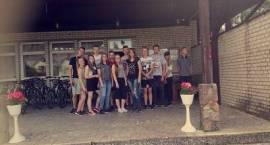 Najlepsi uczniowie ALO w Przasnyszu na obozie na Mazurach!
