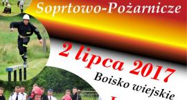 Gminne Zawody Sportowo-Pożarnicze w Krzynowłodze Małej - zaproszenie