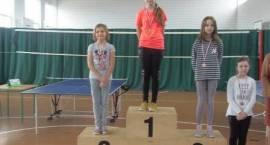 Krzynowłoga Mała: Gminny turniej tenisa stołowego