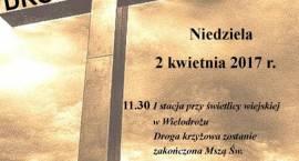 Droga Krzyżowa w Bogatem - zaproszenie