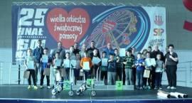 Halowy Turniej Rowerowy w przasnyskiej
