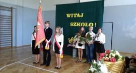 Rozpoczęcie roku szkolnego w Zespole Szkół w Nowej Krępie