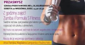 Charytatywny Maraton Fitness - zaproszenie
