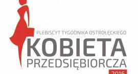 Plebiscyt na Kobietę Przedsiębiorczą 2016