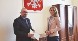 Nowy kierownik delegatury w Ciechanowie