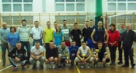 III Turniej Siatkówki o Puchar Wójta Gminy Krzynowłoga Mała