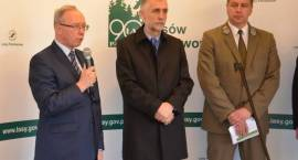 W trosce o czystość i bezpieczeństwo lasów na Mazowszu