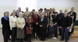 Zjazd Sprawozdawczo-Wyborczy Zarządu Oddziału Rejonowego Polskiego Czerwonego Krzyża w Przasnyszu (Zdjęcia)