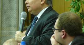 Przasnyski Honorowy Komitet poparcia Jarosława Kaczyńskiego na Prezydenta RP