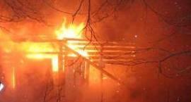Tragiczny pożar w Parciakach