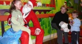 Mikołaj u dzieciaków w szpitalu (galeria zdjęć)