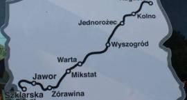 Rowerem przez Polskę i nasz powiat