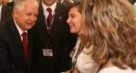 Lech Kaczyński z wizytą w Płoniawach – Bramurze