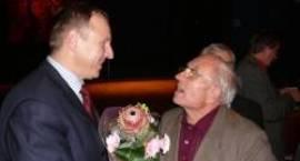 Wizyta Jacka Kurskiego w Przasnyszu