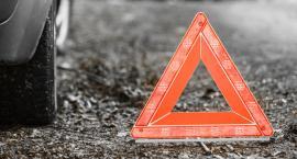 Wypadek w miejscowości Chodkowo-Kuchny [Zdjęcia]