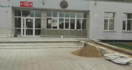 Trwają intensywne prace remontowe w przasnyskiej