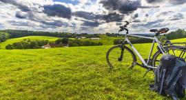 Uroczyste otwarcie pilotażowego odcinka szlaku rowerowego