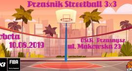 Przaśnik Streetball 3x3 - zgłoszenia