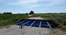 Trwa remont mostu w Grabowie