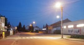 W Przasnyszu doświetlono przejścia dla pieszych