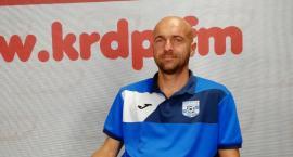 Paweł Mazurkiewicz, trener MKS Gościem Dnia KRDP_FM [Wywiad]