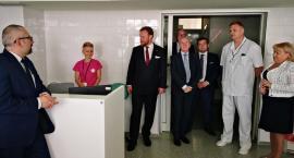 Wizyta Ministra Zdrowia w Przasnyszu [Zdjęcia + Wideo]