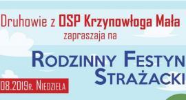 Rodziny Festyn Strażacki w Krzynowłodze Małej