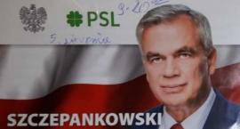 Czy radny Zenon Szczepankowski złamał prawo? Czy rozpoczął już kampanię do Sejmu?