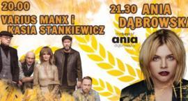 Ania Dąbrowska i Varius Manx na Dożynkach Województwa Mazowieckiego. Zobacz gdzie się odbędą!