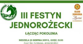 III Festyn Jednorożecki [Program]