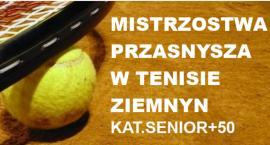Mistrzostwa Przasnysza w tenisie ziemnym Senior 50+